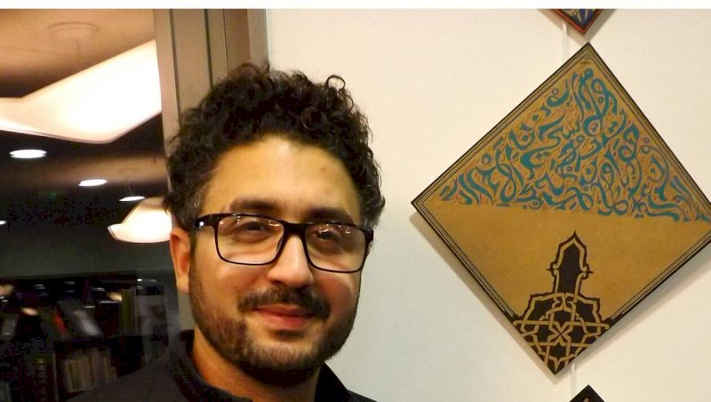 Hicham Dahbi expose à la médiathèque
