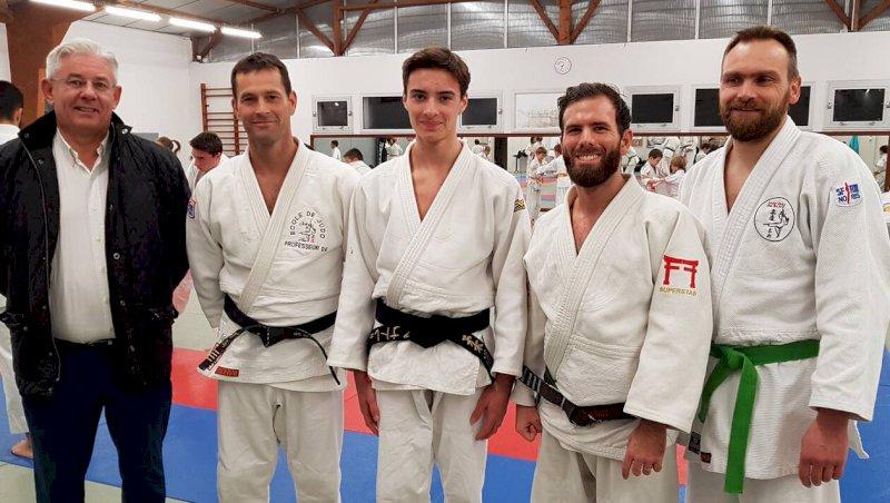 Blain. Une ceinture noire prometteuse au Judo-club