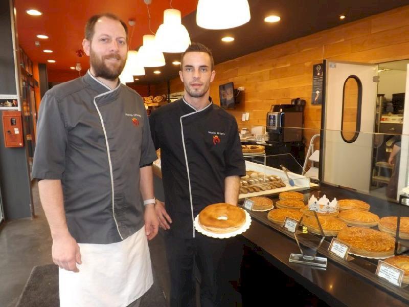 Un chef pâtissier de Blain primé pour sa galette des rois