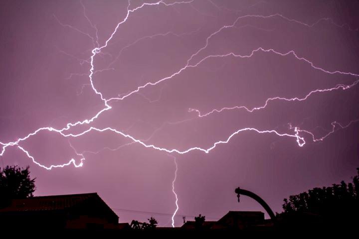 EN IMAGES. Loire-Atlantique : retour sur les violents orages