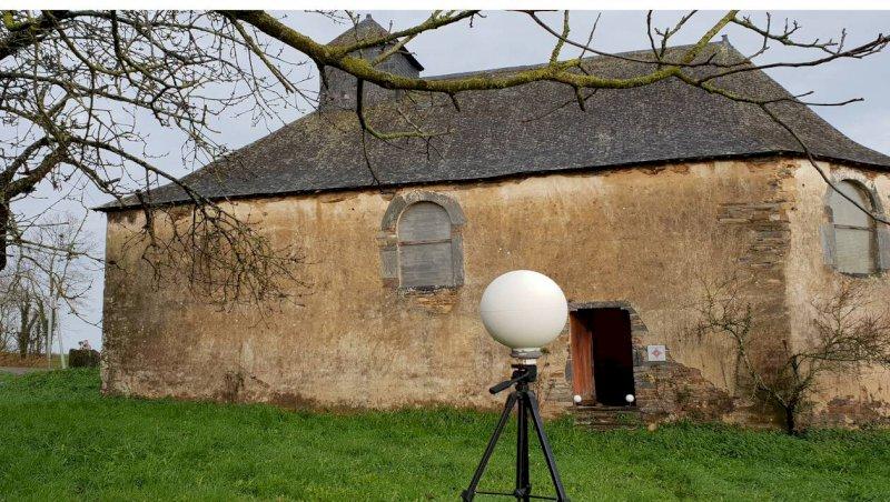 La chapelle Saint-Georges, trésor de Guénouvry