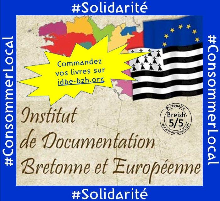 L'Institut de Documentation Bretonne et Européenne (IDBE) reste ouvert durant ce second confinement.