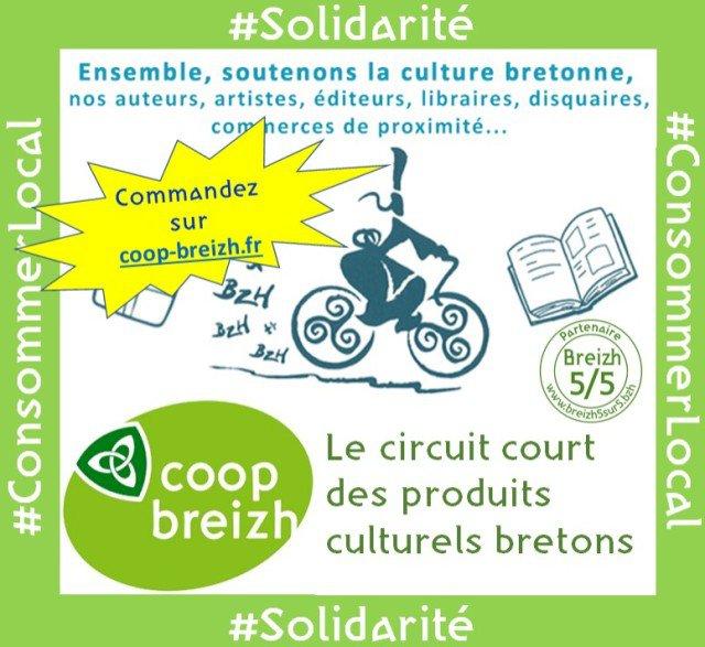 Soutenons nos acteurs locaux : Coop Breizh #Solidarité #ConsommerLocal #CircuitCourt