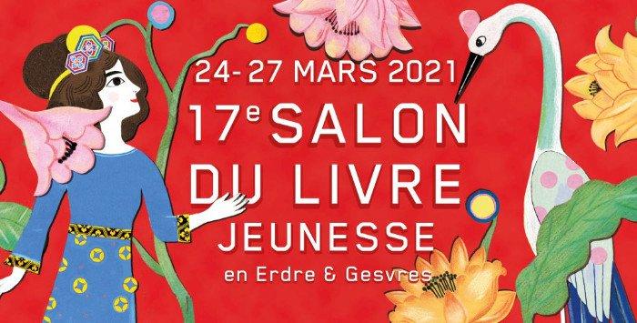 """Exposition """"Salon du livre jeunesse Erdre & Gesvres"""" à Sucé/Erdre"""
