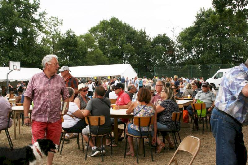 PHOTOS. Blain : plus de 8 000 personnes à la Fête du pain de Saint-Omer