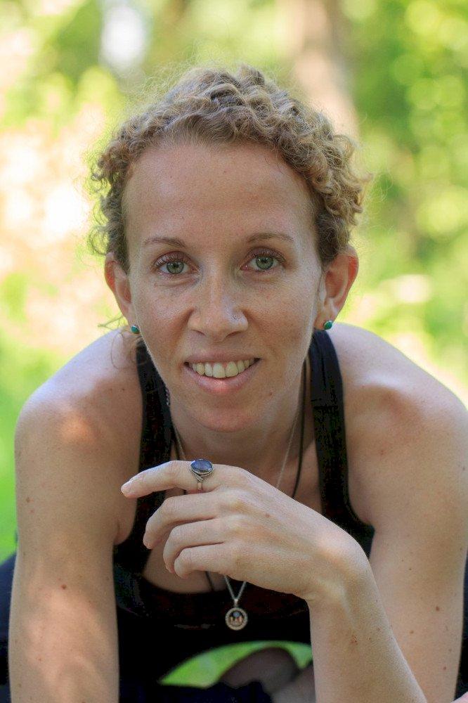 Présentation de Sarah Le Barh  , intervenante à Cap Couleurs