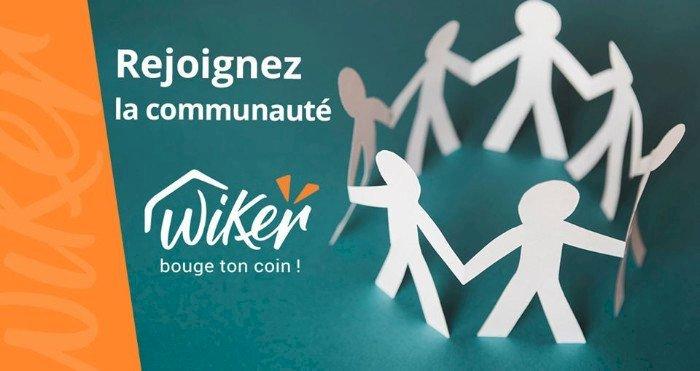 Wiker, la plateforme collaborative pour réunir  les informations à l'échelle Locale
