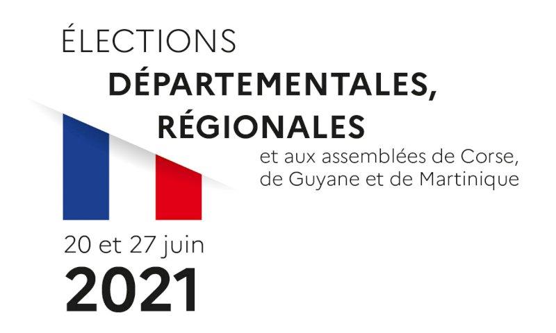 Candidats aux élections départementales 2021 pour le deuxième