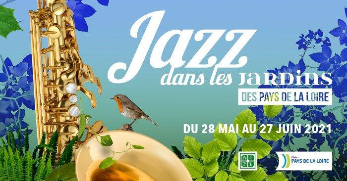 Les plus beaux parcs et jardins des Pays de la Loire en musique