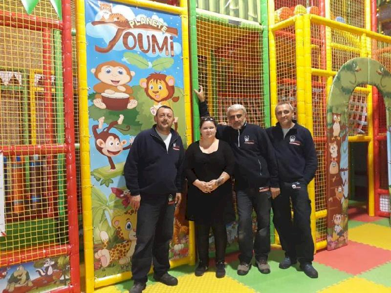 À Blain, le parc de jeux géants indoor Planète Joumi ouvre pour les vacances de la Toussaint !
