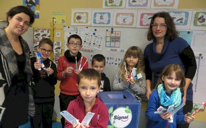 Les élèves de Marie Curie se mobilisent