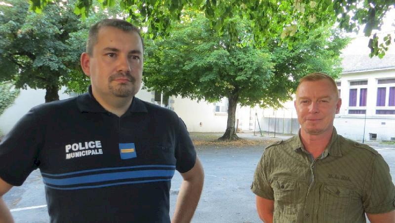 Héric. Deux nouveaux agents dont un policier municipal