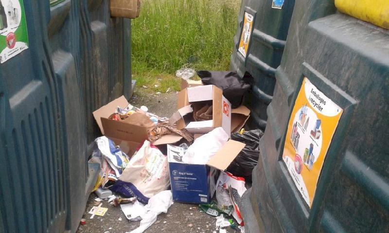 Les dépôts sauvages coûtent 50000€ par an à Blain, le maire pousse un coup de gueule