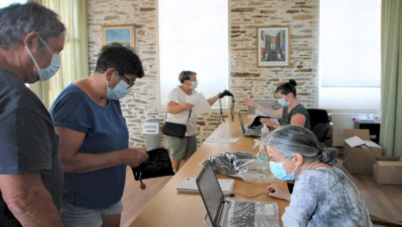La Plaine-sur-Mer. Un masque pour chaque habitant | Presse Océan