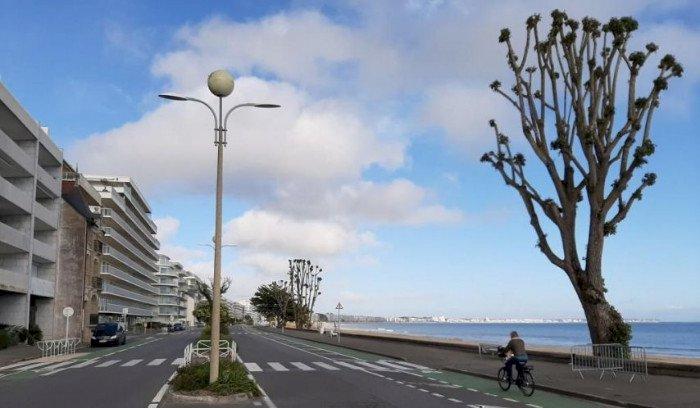 La Baule – Pornichet : le remblai de nouveau accessible aux piétons et cyclistes à partir du 11 mai