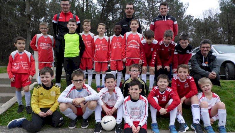 Après son tournoi U11, le foot prépare son tournoi U13