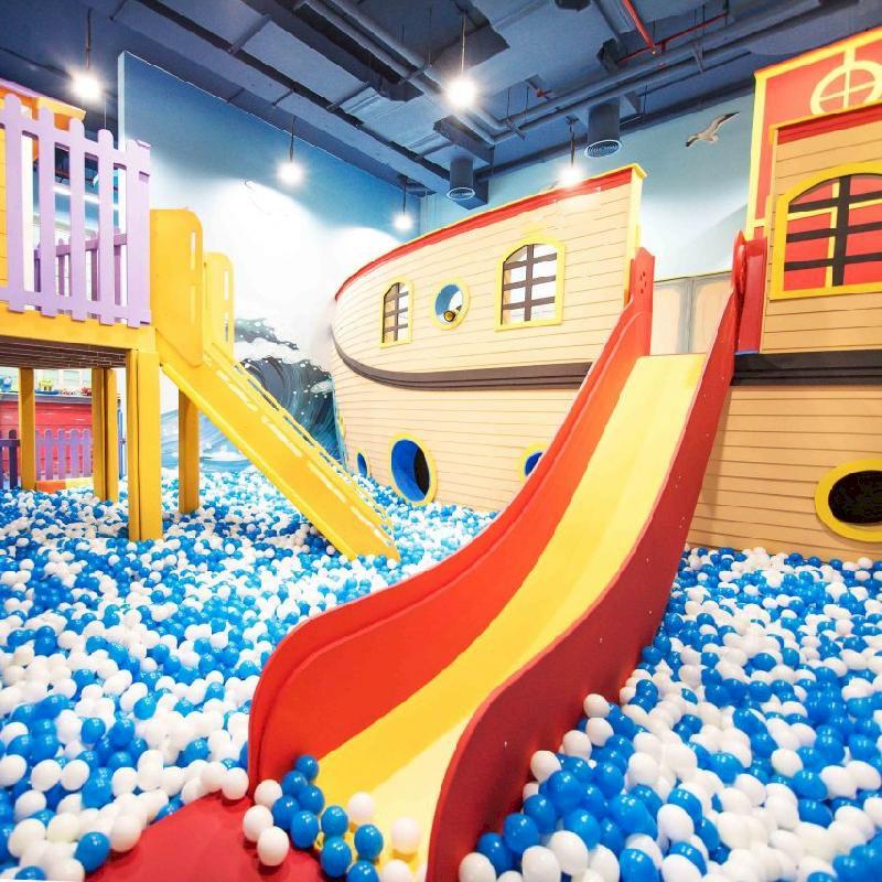 Parc de jeux indoor à Blain : Planète Joumi ouvrira à l'automne 2019