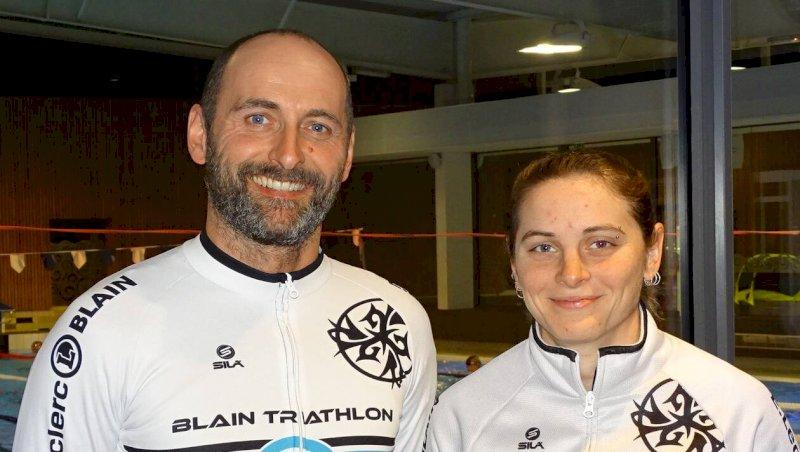 Hugo Lefaire, nouveau président du Blain triathlon