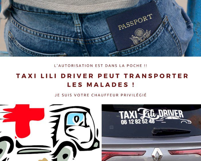 Votre taxi est conventionné pour le transport médical !