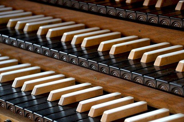 Concert inaugural de l'orgue de Vouvant diffusé en direct sur internet