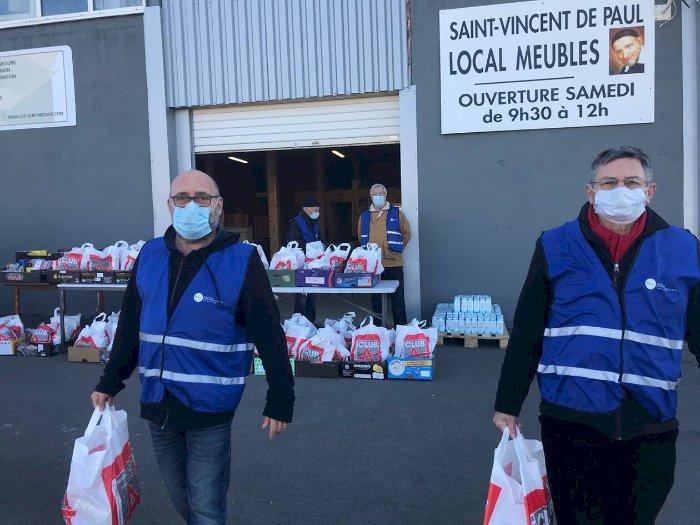 Coup de projecteur sur ...Association Saint Vincent de Paul de La Baule : Fabrice Guillet fait un appel urgent aux dons !