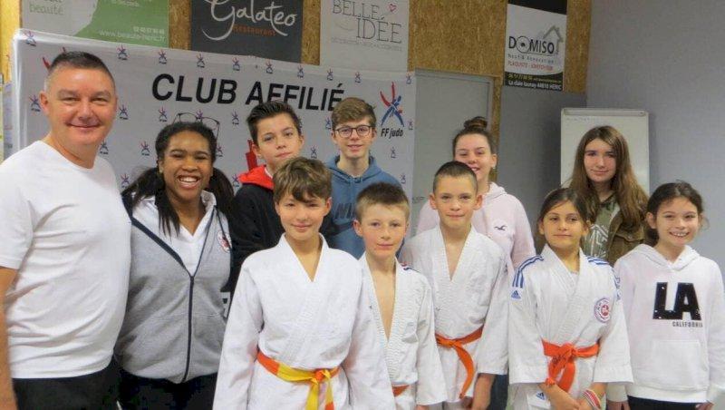 Le Judo-club entre compétition et formation