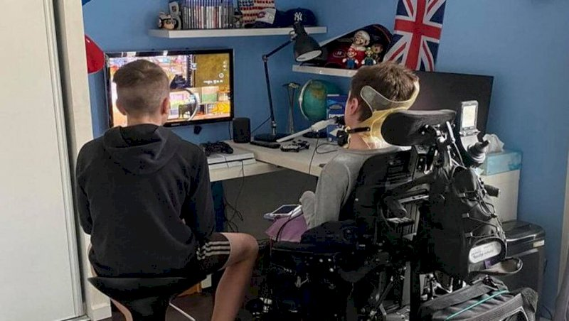 La Plaine-sur-Mer. Pour le handicap, le confinement n'a pas de fin | Presse Océan
