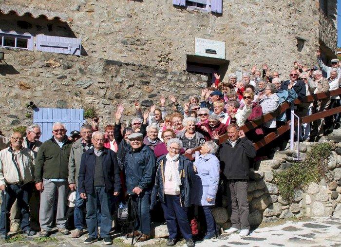 Solidarité avec l'Association des retraités