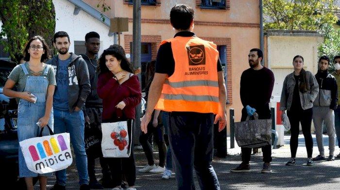 Coronavirus : les étudiants peuvent demander l'aide de 200 euros en ligne à partir de ce mardi