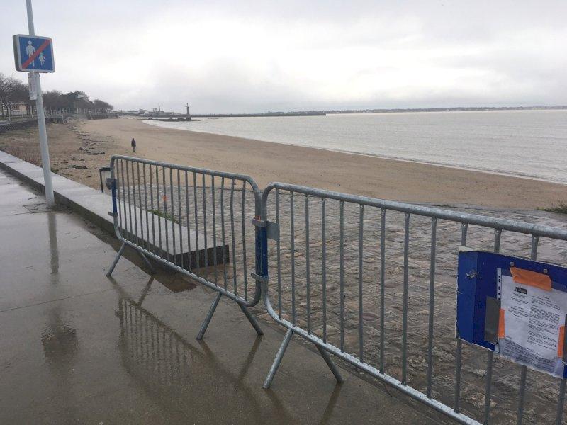 Suspicion de pollution sur la plage de Saint-Nazaire : l'alerte est levée