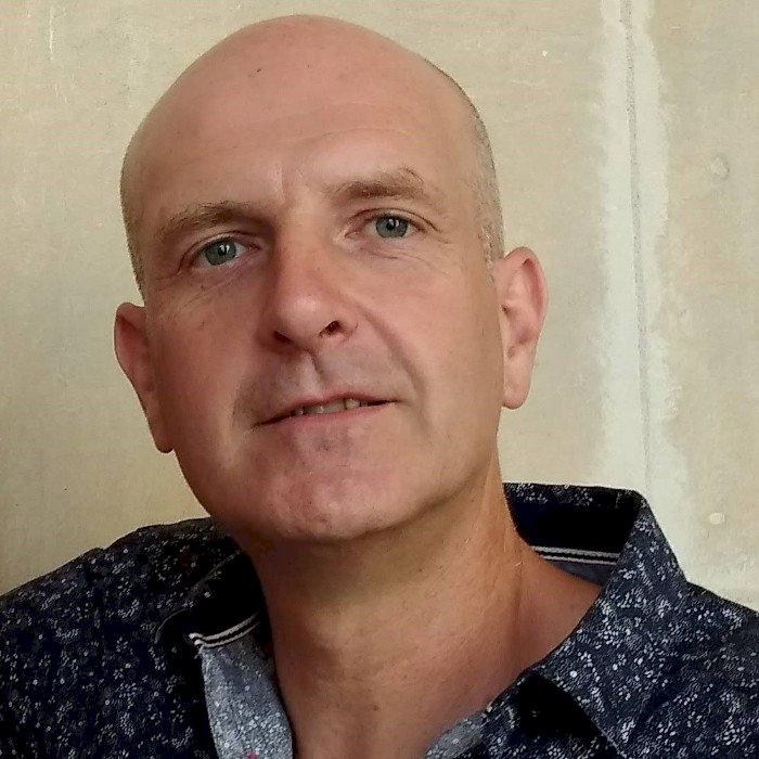 Présentation de Stéphane Blandin, intervenant à Cap Couleurs