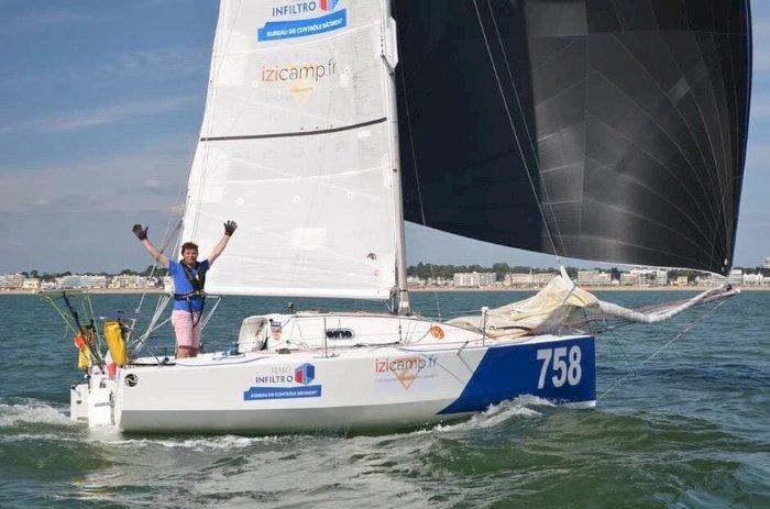 Saint-Nazaire. Le skipper cherche de l'argent… pour son sponsor!
