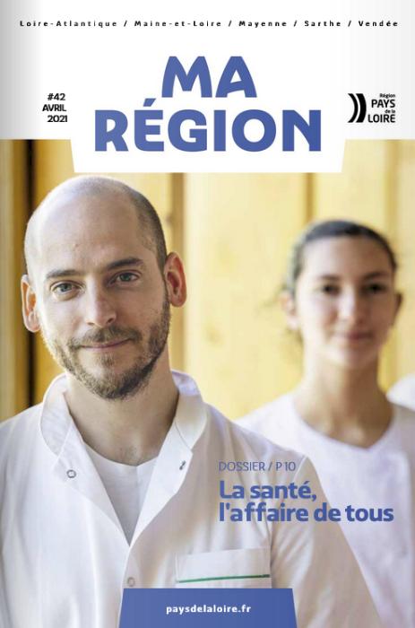 Votre magazine Ma Région arrive chez vous