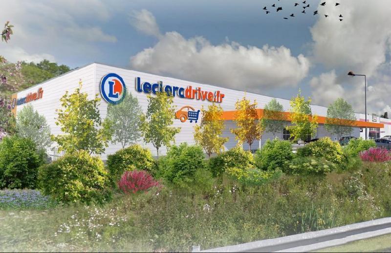 Blain : l'ouverture du Leclerc Drive prévue mi-avril !