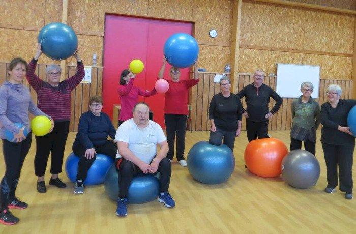 Le multisport pour les seniors