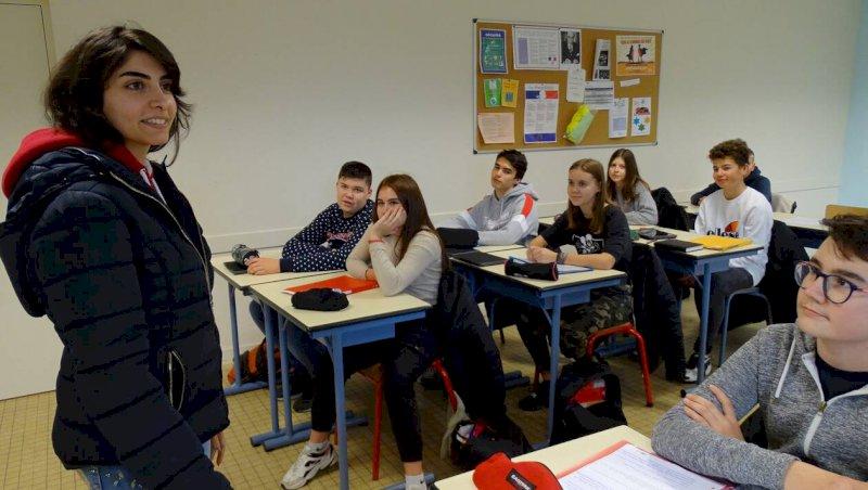 Un parfum de Liban au collège Saint-Laurent