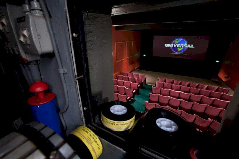 Blain : et si vous faisiez votre service civique au cinéma?