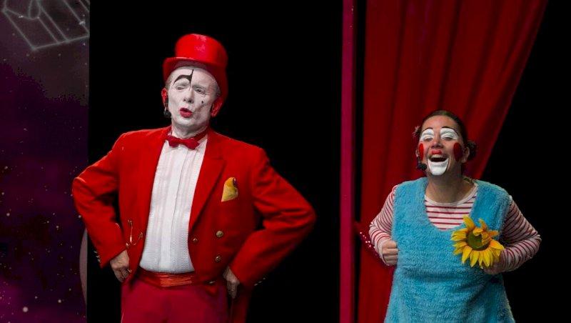 La Bogue de Redon mélange cirque et music-hall