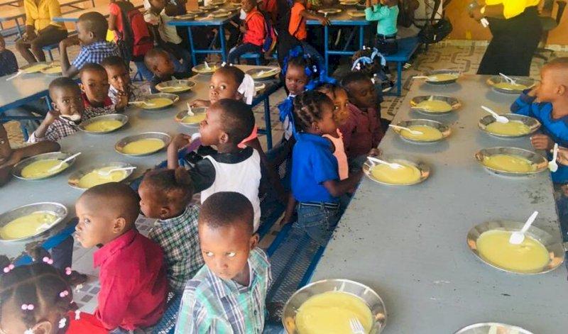 Les petits Lucien au profit d'enfants défavorisés en Haïti