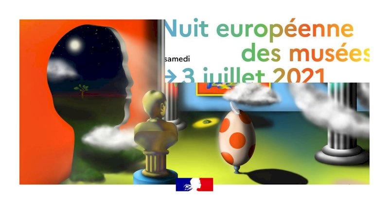 Samedi 3 juillet : La Nuit Européenne des Musées