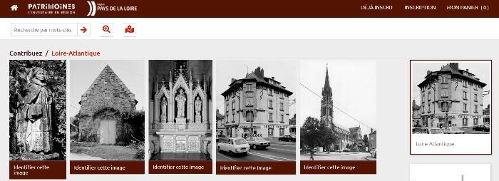 Aidez le service patrimoine de la Région à identifier un lieu, un paysage ou un objet.