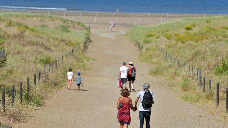 CARTE. L'été sera chaud en Loire-Atlantique... Les plus belles plages   Presse Océan