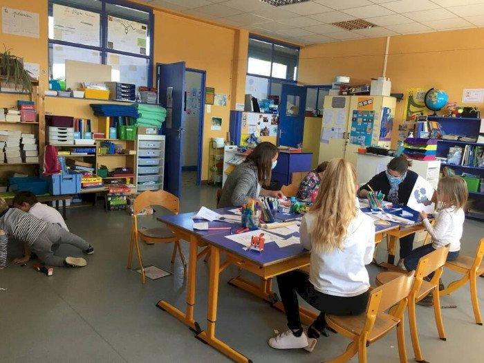 En Loire-Atlantique, les enseignants en attente de consignes pour le retour en classe