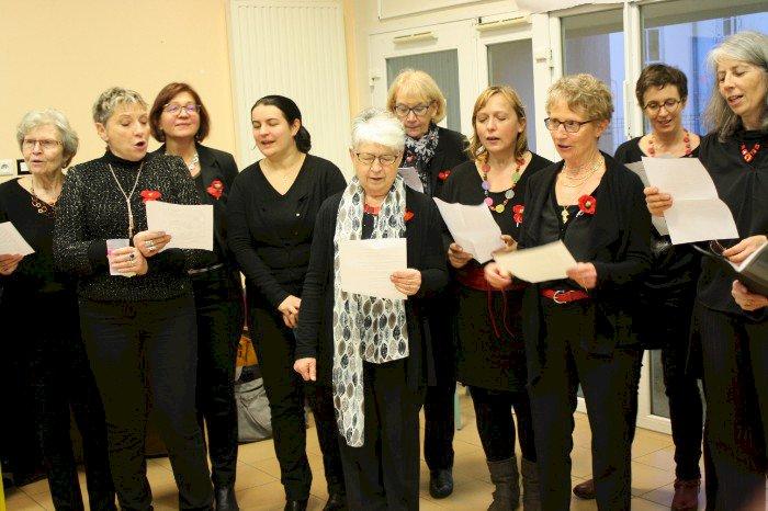 Chorale Accord'Elles de Savenay - Recherche choristes