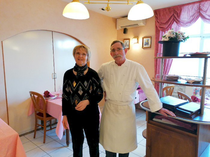 Interview du restaurant les Boisiers à St Omer de Blain