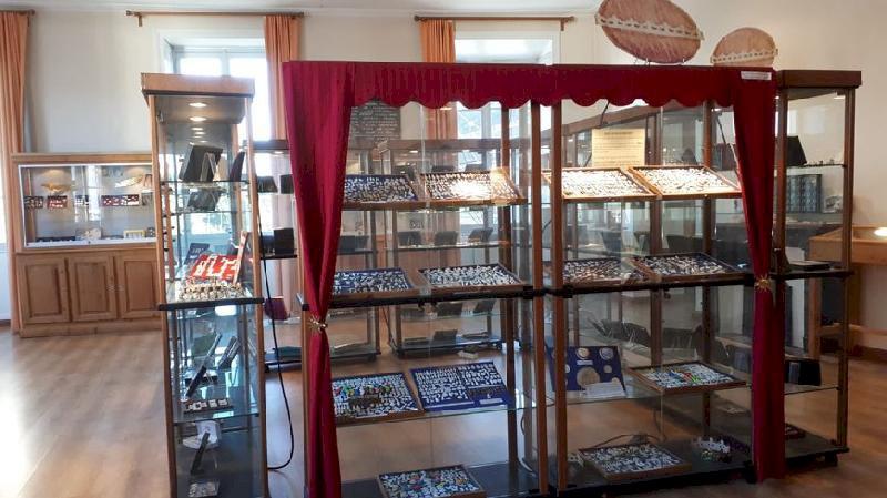 """A Blain, en Loire-Atlantique, se trouve """"le plus grand musée de la fève en Europe"""""""