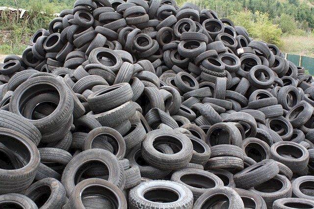 Collecte de pneus, le 20 mars