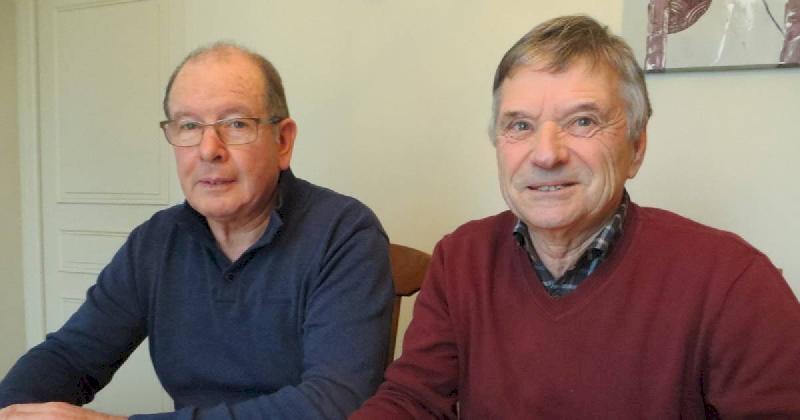 Michel Blanchard, 46ans de service mutualiste