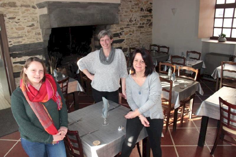 Près de Blain, un ancien relais de poste du XIVe siècle s'offre une seconde vie grâce à deux entrepreneuses