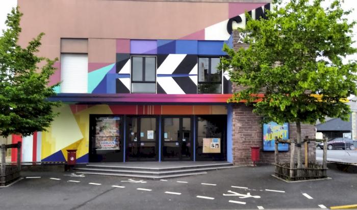 Ré-Ouverture du Cinéma Le Saint Laurent de Blain le 19 Mai 2021